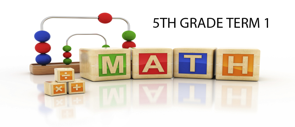 Live Class! Term 1: 5th Grade Mathematics - 10 weeks